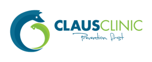 Claus Clinic – Prevention first Logo